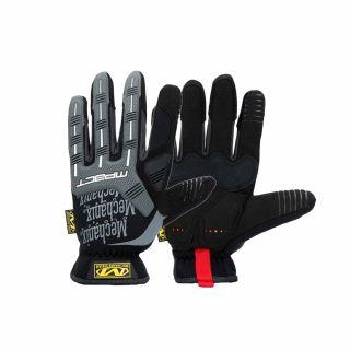 Rękawice Mechanix Wear M-Pact Open Cuff Black/Grey