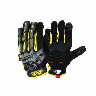 Rękawice Mechanix Wear M-Pact Yellow