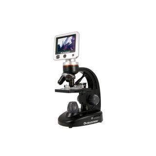Mikroskop cyfrowy Celestron LCD II