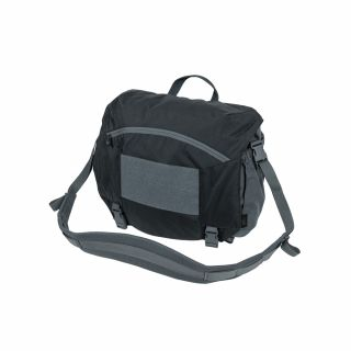 Torba Helikon URBAN COURIER BAG Large Cordura Czarna Shadow