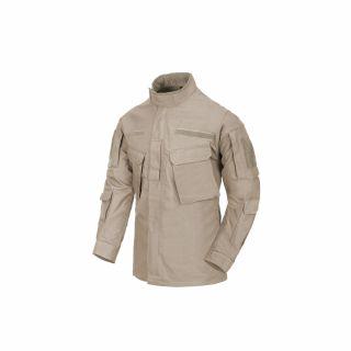 Bluza Helikon CPU - Cotton Ripstop - Beżowa L/Reg