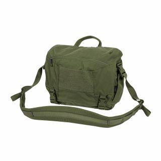 Torba Helikon URBAN COURIER BAG Medium Cordura Olive Green
