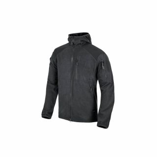 Polar Helikon ALPHA HOODIE Grid Czarny XL/Regular