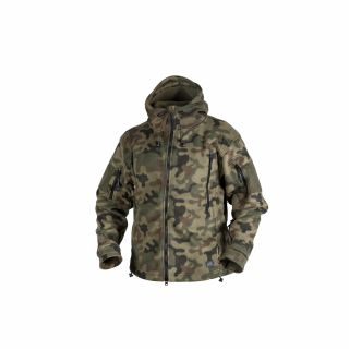 Polar Helikon PATRIOT - PL Woodland - L/Reg