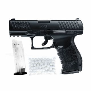 Pistolet Walther PPQ kal. 6 mm BB - ASG sprężynowy