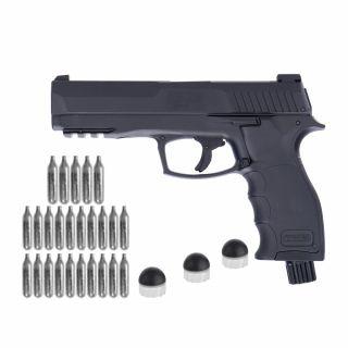 Pistolet Umarex HDP 50 RAM T4E + ZESTAW 25 CO2 50 POCISKI