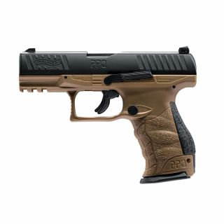 Pistolet RAM Walther PPQ M2 T4E FDE .43