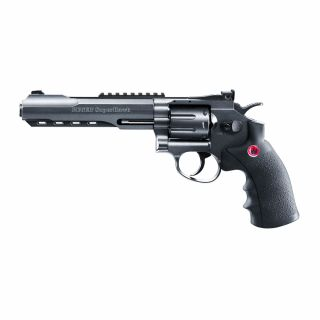 "Airsoft Rewolwer Ruger SuperHawk 6"" 6 mm CO2"