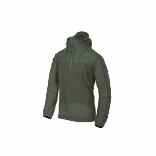 Kurtka Helikon WINDRUNNER Windshirt Alpha Green XL/Reg