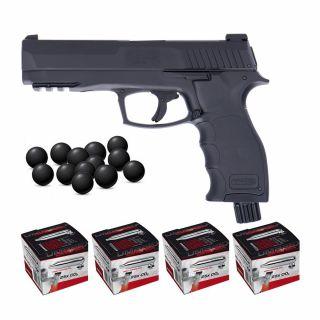 Pistolet Umarex HDP 50 RAM + ZESTAW 100 CO2 Kule 500
