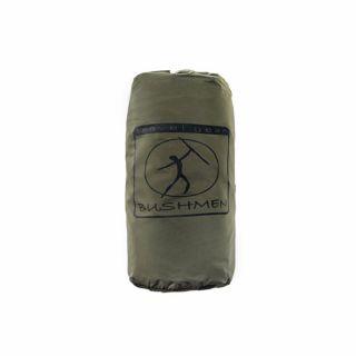 Płachta biwakowa Bushmen Thermo Tarp 4x3 OLIV
