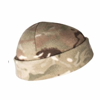 Czapka Helikon DOKERKA - Fleece - MP Camo