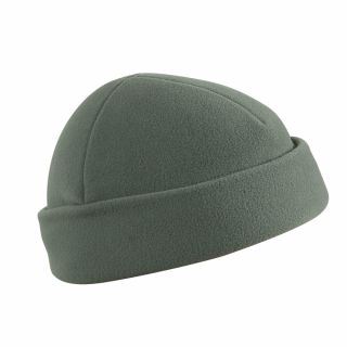 Czapka Helikon DOKERKA - Fleece - Foliage Green