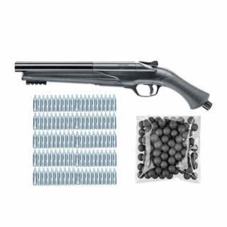 Strzelba RAM T4E HDS 68 lupara + ZESTAW CO2 100 KULE 100