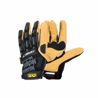 Rękawice Mechanix Wear Material4X M-Pact Black