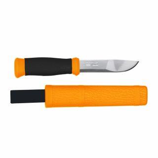 Nóż z głownią stałą Morakniv Outdoor 2000 Orange