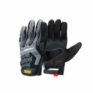 Rękawice Mechanix Wear M-Pact Black/Grey