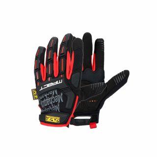 Rękawice Mechanix Wear M-Pact Black/Red