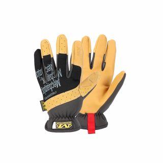 Rękawice Mechanix Wear Material4X FastFit Black