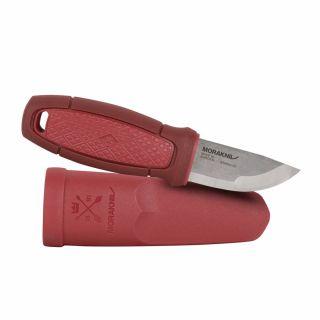 Nóż z głownią stałą Morakniv Eldris Stainless Steel Czerwony