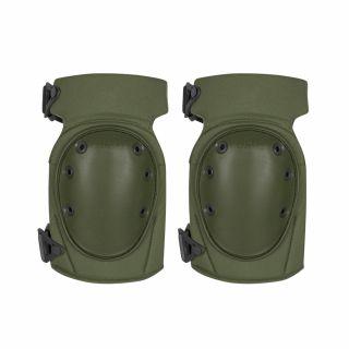 Ochraniacze kolan Alta CONTOUR LC Dual AltaLOK - Olive Green