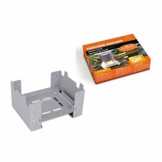 Kuchenka Esbit POCKET STOVE SMALL + paliwo 20 x 4 g