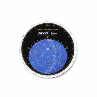Obrotowa mapa nieba Delta Optical
