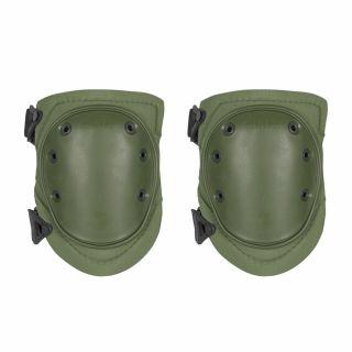 Ochraniacze kolan Alta FLEX AltaLok - Olive Green