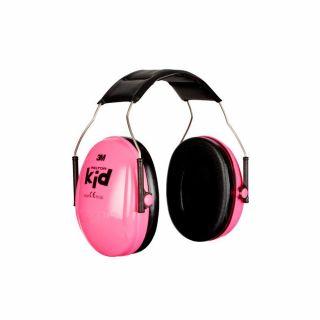 Ochronnik słuchu 3M PELTOR KID dla dzieci różowy