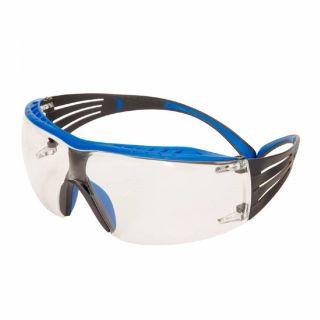 Okulary ochronne 3M SecureFit 400X Blue - bezbarwne