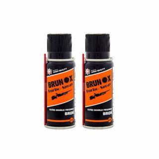 Olej do konserwacji Brunox Gun Care 100 ml - 2 szt.