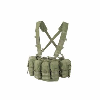 Kamizelka Helikon Guardian Chest Rig - Olive Green