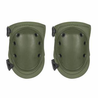 Ochraniacze kolan Alta FLEX GEL Flexible Cap - Olive Green