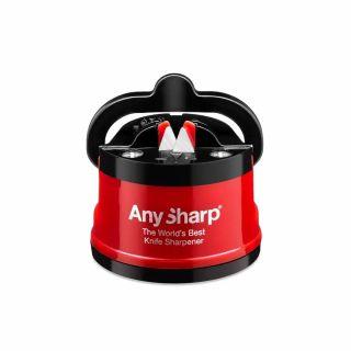 Ostrzałka do noży AnySharp Classic PL Red