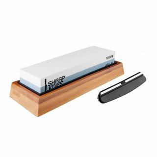 Ostrzałka kamień wodny Sharp Knife 400/1000 + Zestaw