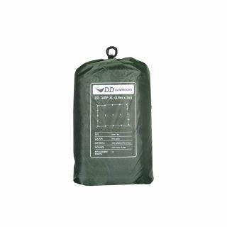 Płachta biwakowa - Tarp XL 4.5x3 - DD Hammocks - Olive