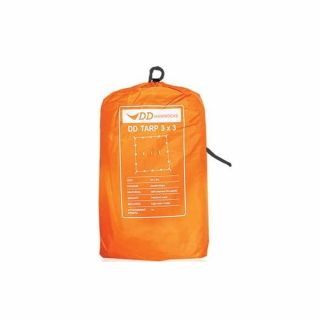Płachta biwakowa DD Hammocks Tarp 3x3 Orange