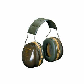 Ochronnik słuchu 3M PELTOR Bull's Eye III zielony