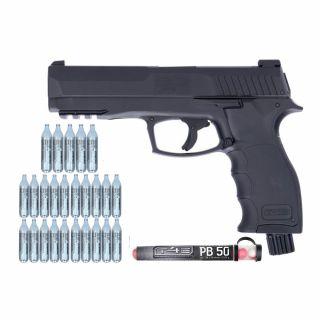 Pistolet gazowy Umarex HDP 50 kal. 50 + kule pieprzowe