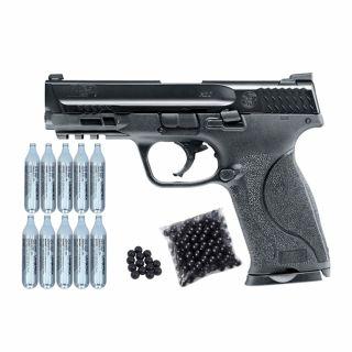 Pistolet RAM Smith & Wesson M&P 9 2.0 T4E .43 + ZESTAW