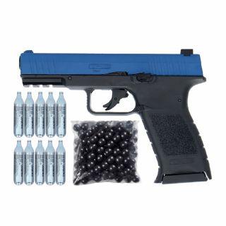 Pistolet RAM TPM 1 T4E Law Enforcement + ZESTAW CO2 KULE 50