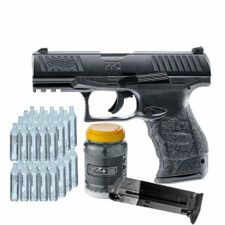 Walther PPQ M2 T4E + ZESTAW