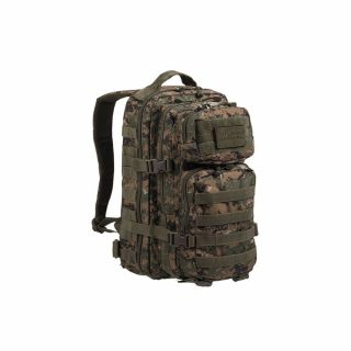 Plecak Mil-Tec Assault Pack II 20 l Digital Woodland
