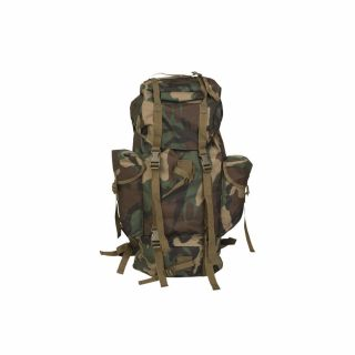 Plecak Mil-Tec BW 35 l - Woodland