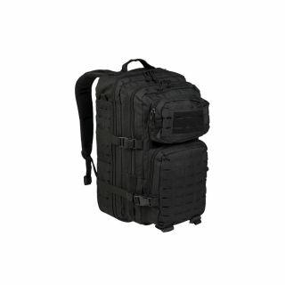 Plecak Mil-Tec Laser Cut Assault 36L Black