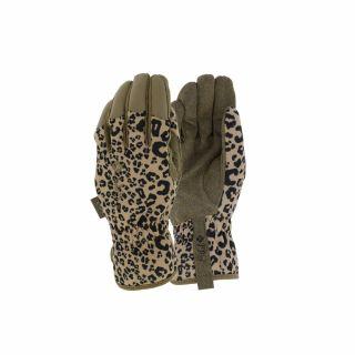 Rękawice Mechanix Ethel Garden Leopard