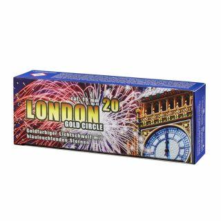 Race Umarex London Gold Circle 15 mm 20 szt UN0014 1.4G