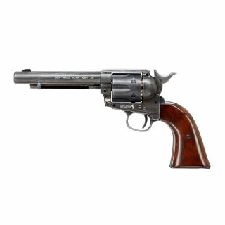 Colt Single Aaction Army 45 Peacemaker Antique Finish