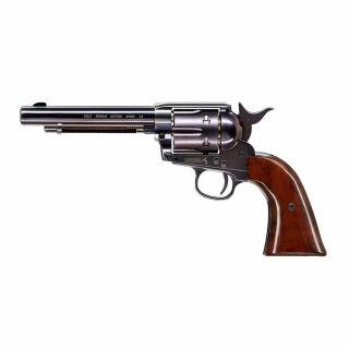 "Rewolwer Colt Single Action Army 45 Peacemaker Blued 5,5"" kal. 4,5 mm BB"