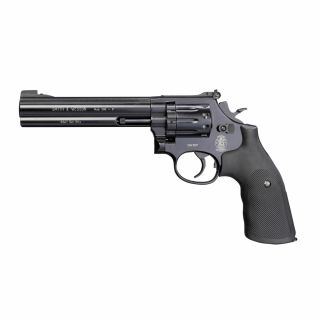"Rewolwer Smith & Wesson 586 6"" kal. 4,5 mm Diabolo"